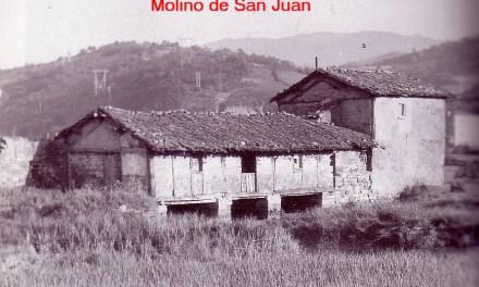 El Molino de agua salada San Juan