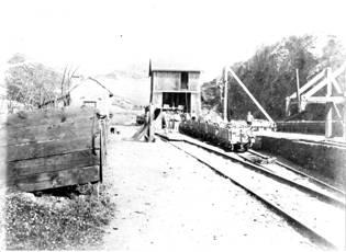 El Ferrocarril de Orconera