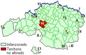 La creación de villas en el Señorío de Bizkaia