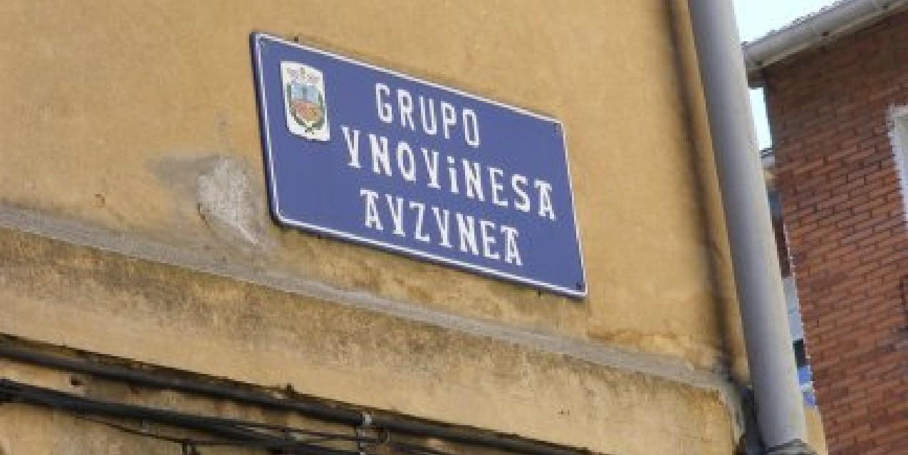 Vecinos recuperan la titularidad de una calle de Barakaldo tras 12 años de litigio
