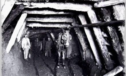 El trabajo en las minas (Textos)