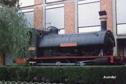 Máquina vapor
