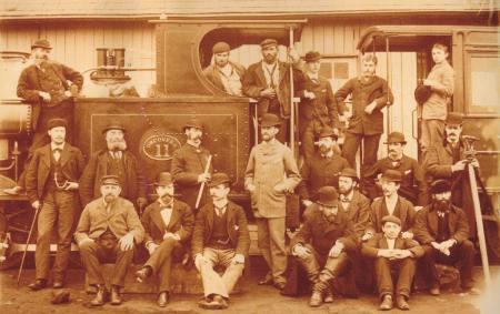 Los ferrocarriles mineros en el País Vasco (III)