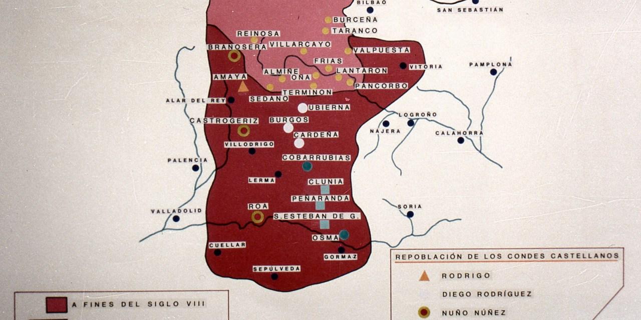 El primitivo territorio castellano: ¿Bardulia?