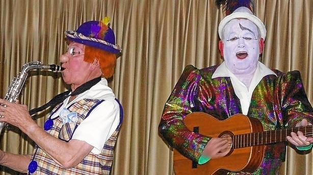 Eguzki Madariaga: El alegre clown de los Hermanos Baskonia