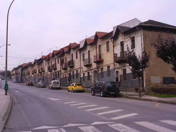 Barakaldo: La vivienda minera. Los nuevos asentamientos