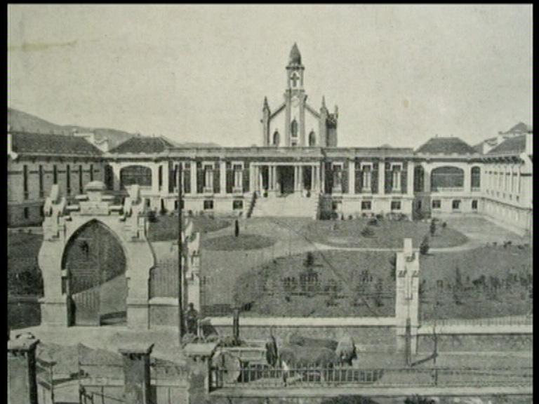 «FUNDACION MIRANDA» ASILO PARA ANCIANOS DE BARACALDO (BILBAO)