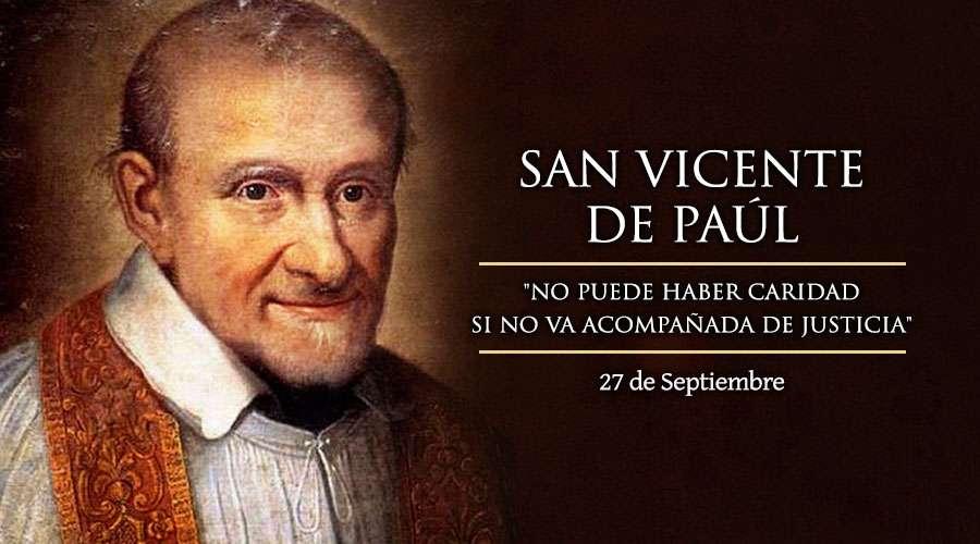 HOY (27 de septiembre): SAN VICENTE DE PAíšL
