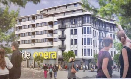La cooperativa Bide Onera acogerá 60 viviendas de lujo tras su derribo