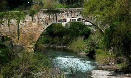RECORRIDO 8: Un Puente, una Fortaleza y un Monasterio centralizan el espacio