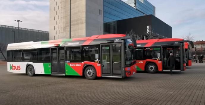 El Kbus será gratis este sábado para estrenar sus nuevos servicios en Barakaldo