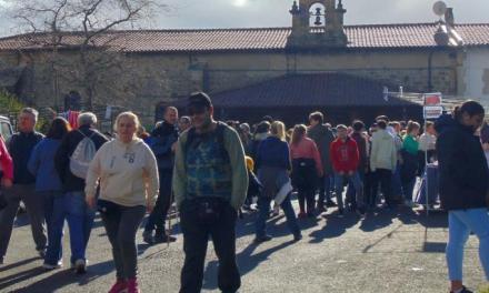 Barakaldo suspende la romería de Santa Águeda en el monte Arroletza