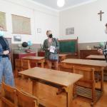 Las Escuelas de Larrazabal de Barakaldo podrán visitarse hasta julio