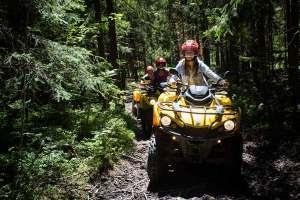 Wyprawy na quadach - Quadoo Adventure
