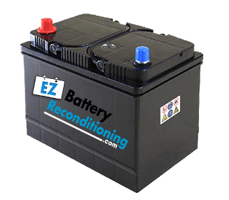 Reconditioning 12v deep cycle lead-acid Battery
