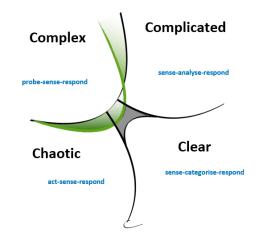 Cynefin Framework Decsions