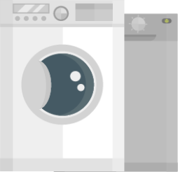 Washer and Dryer icon