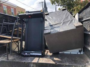 Junk furniture appliances removal