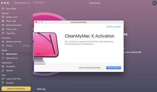 CleanMyMac X Crack - EZcrack.info