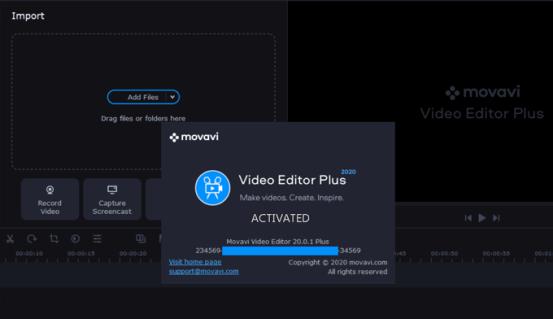 Movavi Video Editor Plus Crack - EZcrack.info