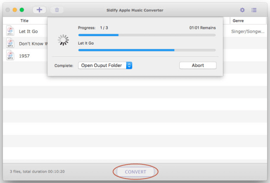 Sidify Apple Music Converter Crack - provst.net