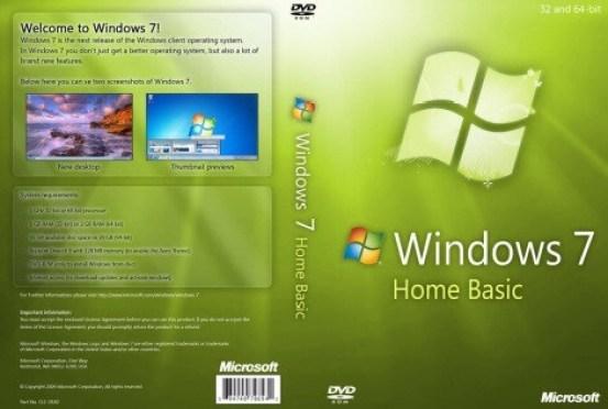 Windows 7 Home Basic ISO - EZcrack.info