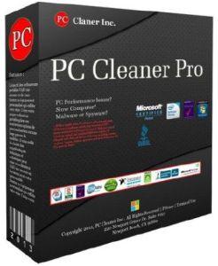 PC Cleaner Pro Crack - EZcrack.info
