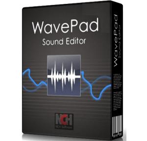 WavePad Sound Editor Crack - EZcrack.org