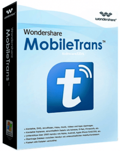 Wondershare MobileTrans Crack - EZcrack.org