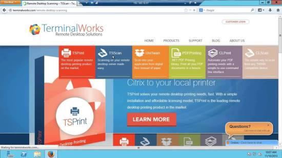 TerminalWorks TSScan Server Crack - EZcrack.info