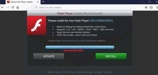 Adobe Flash Player Crack - ezcrack.info