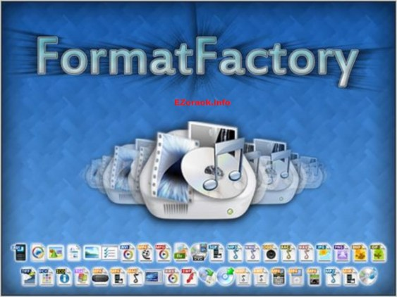 Format Factory - EZcrack.info