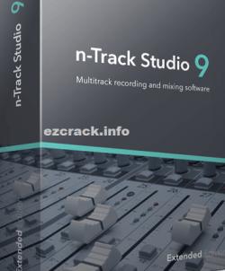 n-Track Studio Suite Crack - ezcrack.info