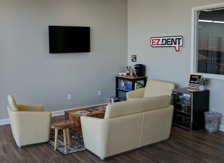 EZ Dent Customer Lounge