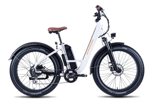 RadRover Step-Thru Electric Fat Bike