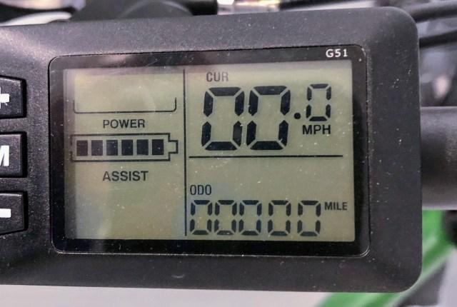VTuvia E-Bike For Sale - LCD with 0 miles