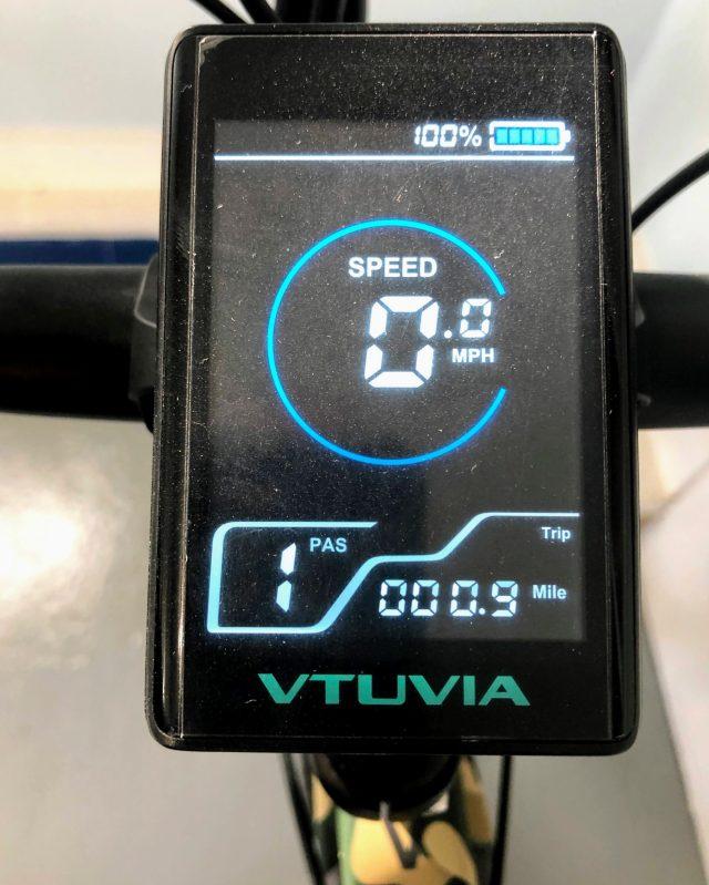 Vtuvia SN100 - Fat Tire E-Bike For Sale - .9 miles
