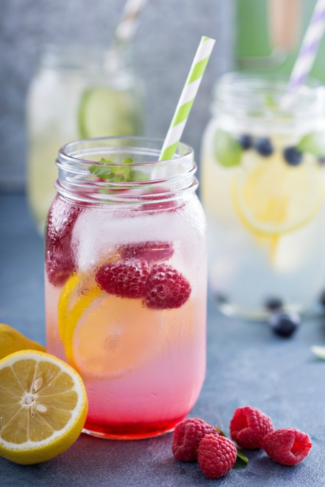 Fruit Infused Water | Infused water ideas