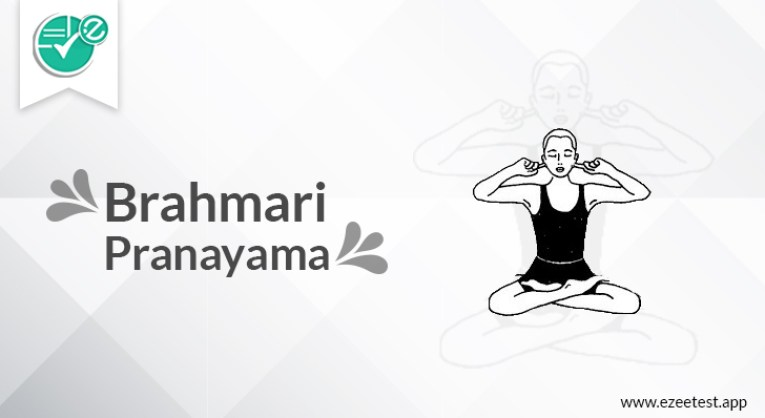 Brahmari-Pranayam, Ezeetest App, Exam preparation app