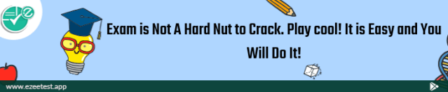 Exam is Not A Hard Nut to Crack, Ezeetest, Ezeetest App