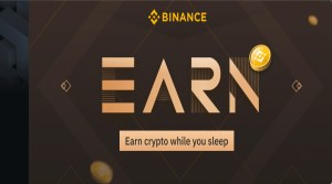 Earn Cryptocurrencies from Binance without Trading.