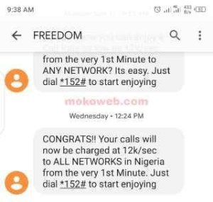 Enjoy 12k/sec Call to All Networks