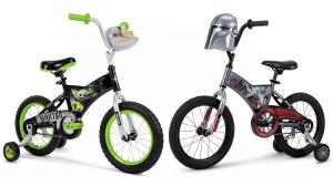 Look At This Baby Yoda Bike, Y'all