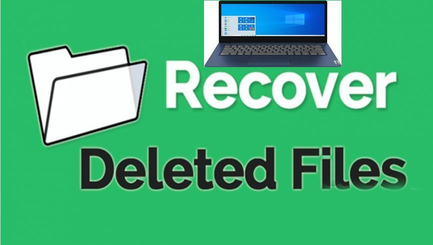 recover deleted files on PC