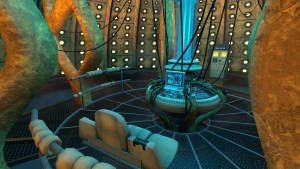 Step Into the 10th Doctor's TARDIS in the 'Doctor Who: The Edge of Time' VR Game
