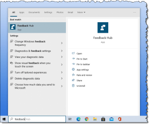 How Do I Report a Bug in Windows 10? – Ask Leo!
