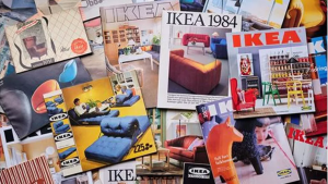 The Iconic IKEA Catalog is Now Discontinued, After a 70-Year Run