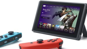 Believe It: Funimation Anime Streaming App Lands on Nintendo Switch