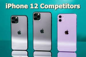 Top 10 iPhone 12 Competitors or Alternatives