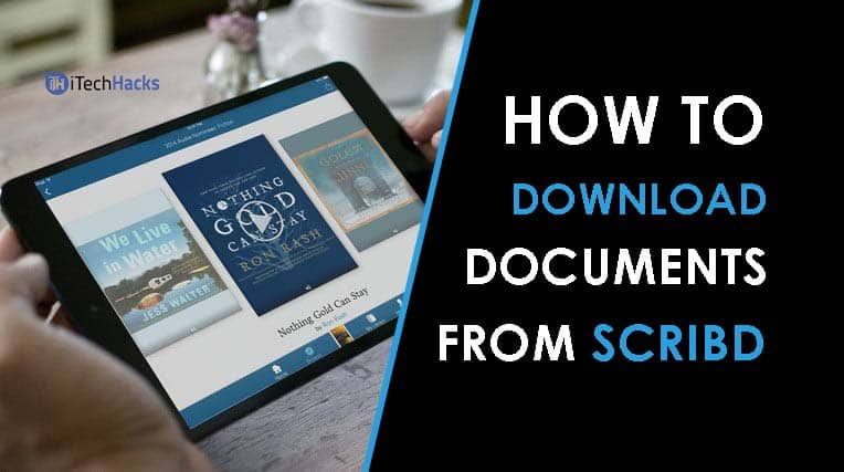 How to Download Documents from Scribd